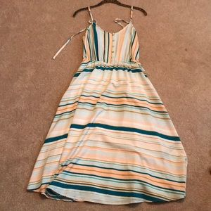 Lauren Conrad Summer Midi Dress
